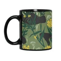 Green Thumb - black-mug - small view
