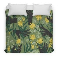 Green Thumb - duvet-cover - small view