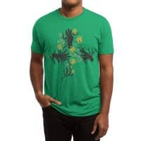 Green Thumb - mens-triblend-tee - small view