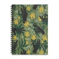 Green Thumb - spiral-notebook - small view