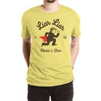 Liar Liar… - mens-extra-soft-tee - small view