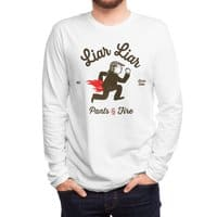 Liar Liar… - mens-long-sleeve-tee - small view