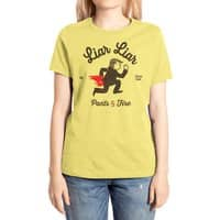 Liar Liar… - womens-extra-soft-tee - small view
