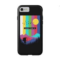 Life in technicolor - double-duty-phone-case - small view