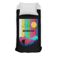 Life in technicolor - duvet-cover - small view