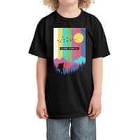Life in technicolor - kids-tee - small view