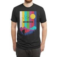 Life in technicolor - mens-triblend-tee - small view