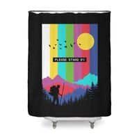 Life in technicolor - shower-curtain - small view