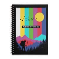 Life in technicolor - spiral-notebook - small view