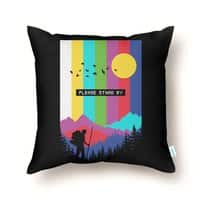 Life in technicolor - throw-pillow - small view