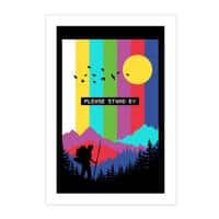 Life in technicolor - vertical-print - small view