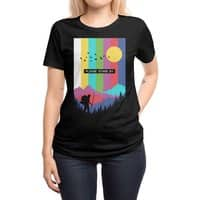 Life in technicolor - womens-regular-tee - small view