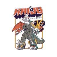 Super Kaiju Robot - small view