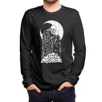 The Kiss of Death - mens-long-sleeve-tee - small view