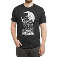 The Kiss of Death - mens-triblend-tee - small view