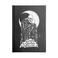 The Kiss of Death - notebook - small view