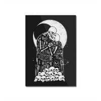 The Kiss of Death - vertical-mounted-acrylic-print - small view