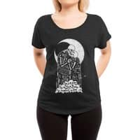 The Kiss of Death - womens-dolman - small view