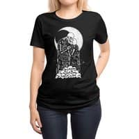 The Kiss of Death - womens-regular-tee - small view