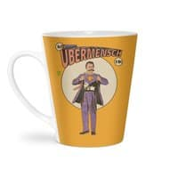 Ubermensch - latte-mug - small view
