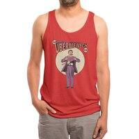 Ubermensch - mens-triblend-tank - small view