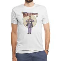 Ubermensch - mens-triblend-tee - small view
