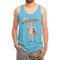AverageMan - mens-triblend-tank - small view