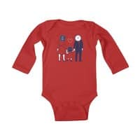 Family Time  - baby-long-sleeve-bodysuit - small view