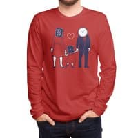 Family Time  - mens-long-sleeve-tee - small view