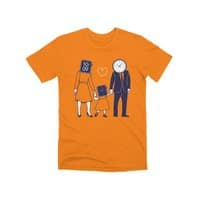 Family Time  - mens-premium-tee - small view