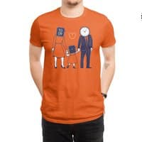 Family Time  - mens-regular-tee - small view