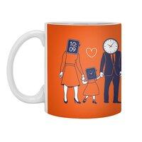 Family Time  - white-mug - small view