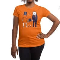 Family Time  - womens-regular-tee - small view