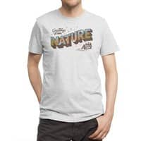 Nature Greetings - mens-triblend-tee - small view