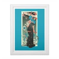 Balance - white-vertical-framed-print - small view