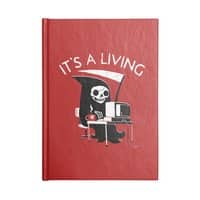 It's A Living - notebook - small view