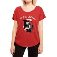 It's A Living - womens-dolman - small view