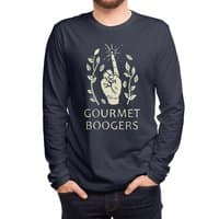Gourmet Boogers - mens-long-sleeve-tee - small view