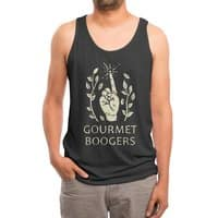 Gourmet Boogers - mens-triblend-tank - small view