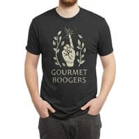 Gourmet Boogers - mens-triblend-tee - small view