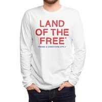 Always Read the Small Print - mens-long-sleeve-tee - small view