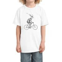 Even a Gentleman rides - kids-tee - small view