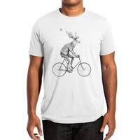 Even a Gentleman rides - mens-extra-soft-tee - small view