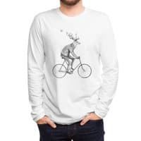 Even a Gentleman rides - mens-long-sleeve-tee - small view