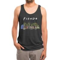 Fiends - mens-triblend-tank - small view