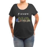 Fiends - womens-dolman - small view