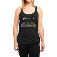 Fiends - womens-triblend-racerback-tank - small view