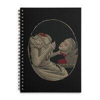 Embroidery - spiral-notebook - small view