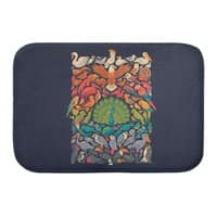 Aerial Spectrum - bath-mat - small view