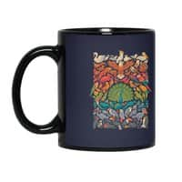 Aerial Spectrum - black-mug - small view